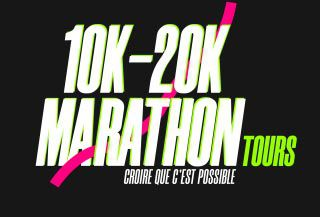10 & 20 KM DE TOURS ET MARATHON TOURAINE LOIRE VALLEY
